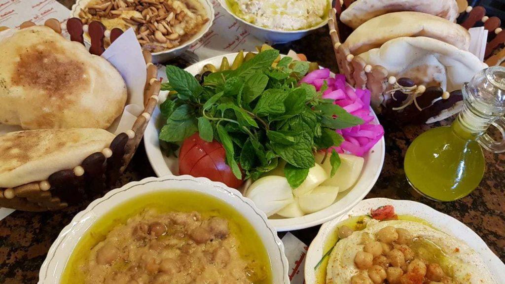 Tripoli food