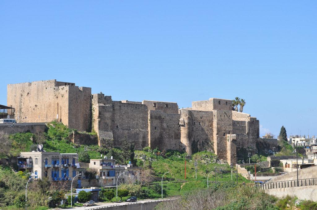 Tripoli citadel, Lebanon tour package