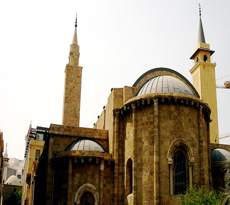 Al Omari Mosque Beirut Lebanon tour package