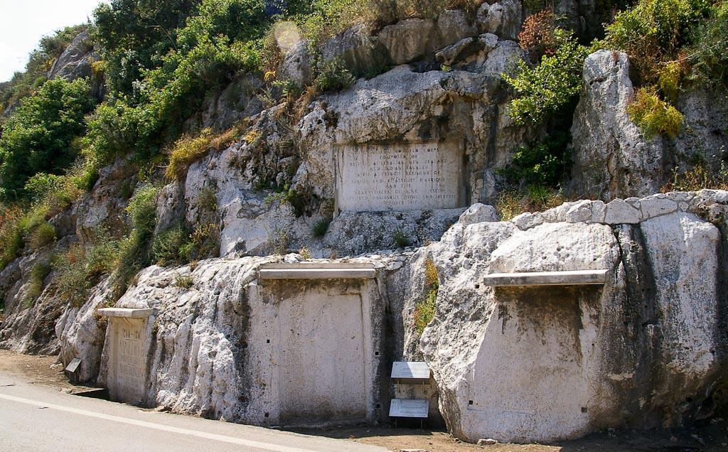 Nahr El Kalb inscriptions Jounieh Lebanon tour package