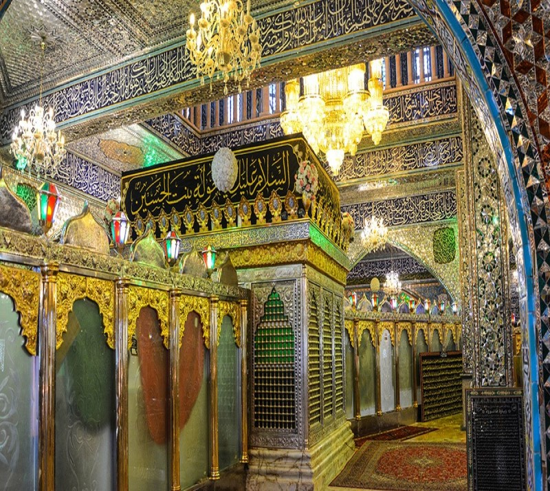 Sayyida Khawla Shrine Lebanon tour package