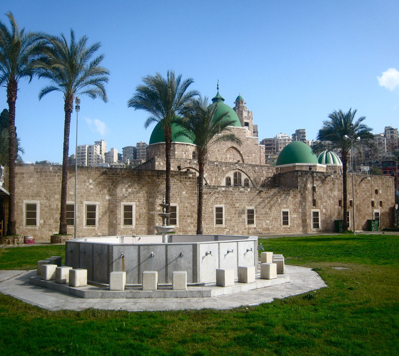 Taynal Mosque Tripoli Lebanon tour package