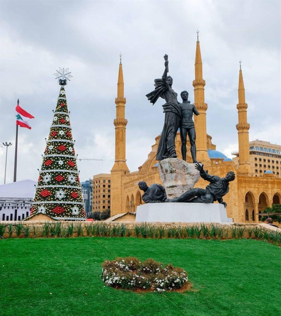 Mohammad El Amine mosque