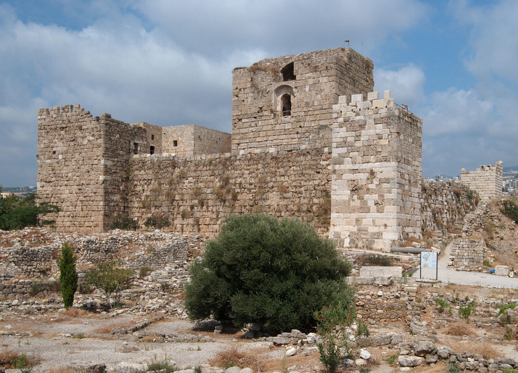 Byblos Castle Lebanon Expedition tour