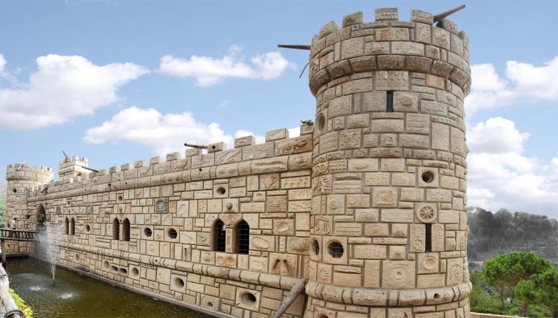 Moussa Castle Shouf Lebanon Expedition tour package