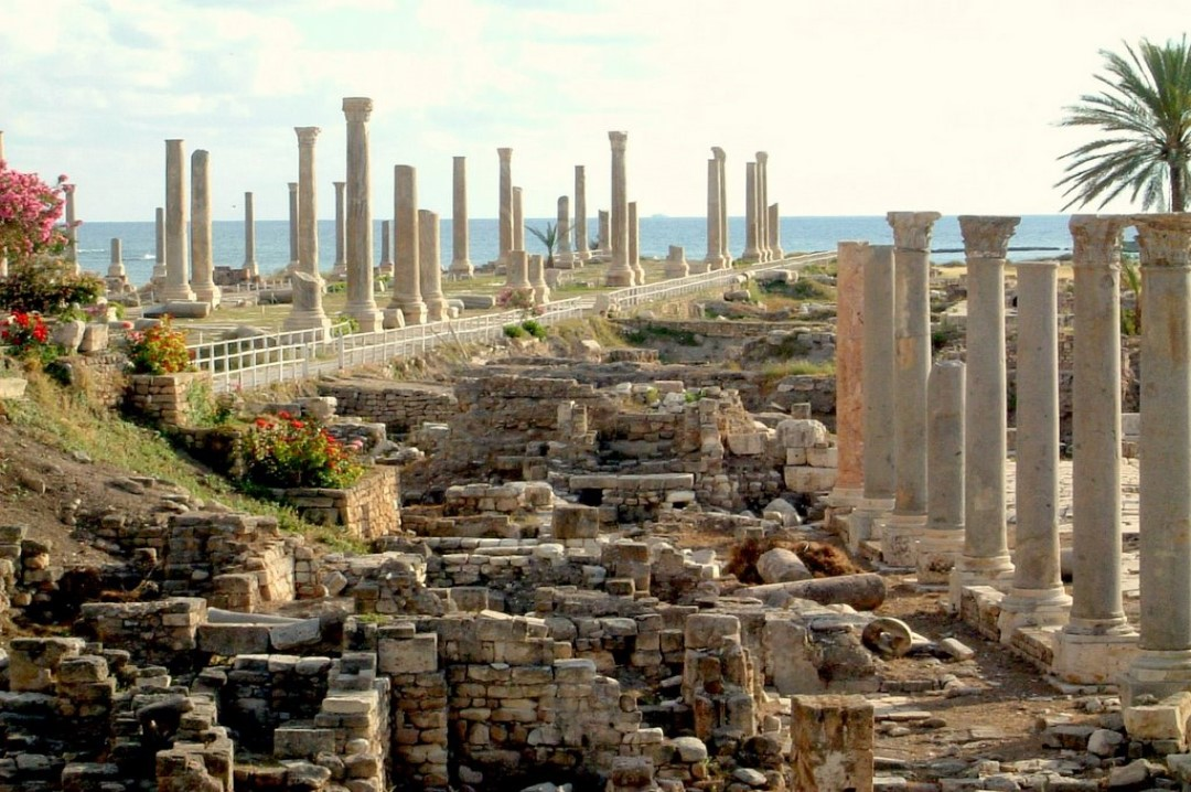 Tyre ruins Lebanon Expedition tour package