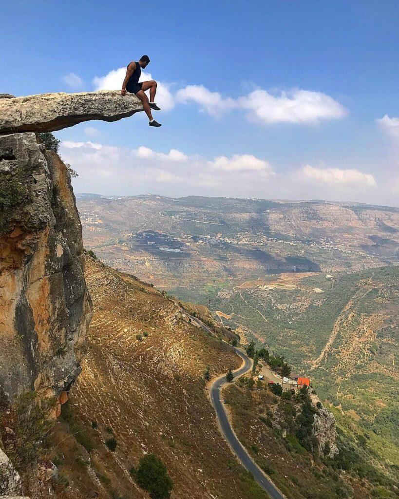 Lebanon Expedition Tour Mountains peaks